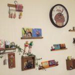 セリアのインテリアウォールバーでおしゃれな壁計画~簡単に棚を作っちゃおう