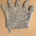 ダイソー速乾手袋の使い方!ヘアドライ手袋で髪の毛が速効で乾く