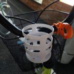 ダイソーの自転車用ドリンクホルダーが便利すぎておすすめ